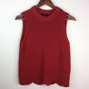 J. Crew Sweaters - J. CREW Scalloped Knit Sweater Shell